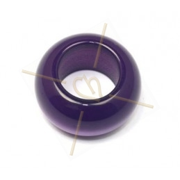 Ring Polaris 20mm purple...