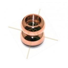 fermoir magnetique acier 4mm