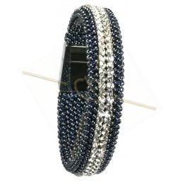 """kit du bracelet """"SemMesh"""" blue"""
