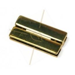 cierre magnetico acero  40mm