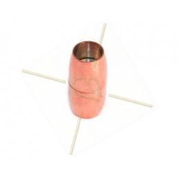 magneetslot staal voor 5mm