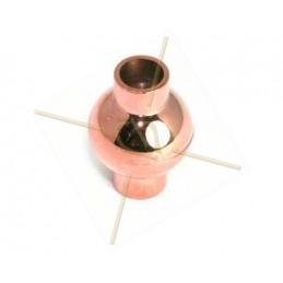fermoir magnetique acier pour 5mm