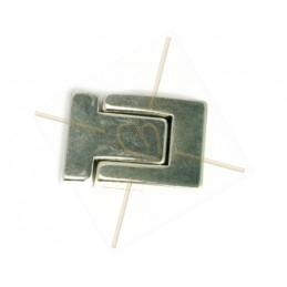 cierre magnetico a 20mm plat