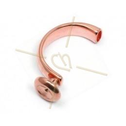 halve armband Rose Gold voor rivoli 12mm 1122 -