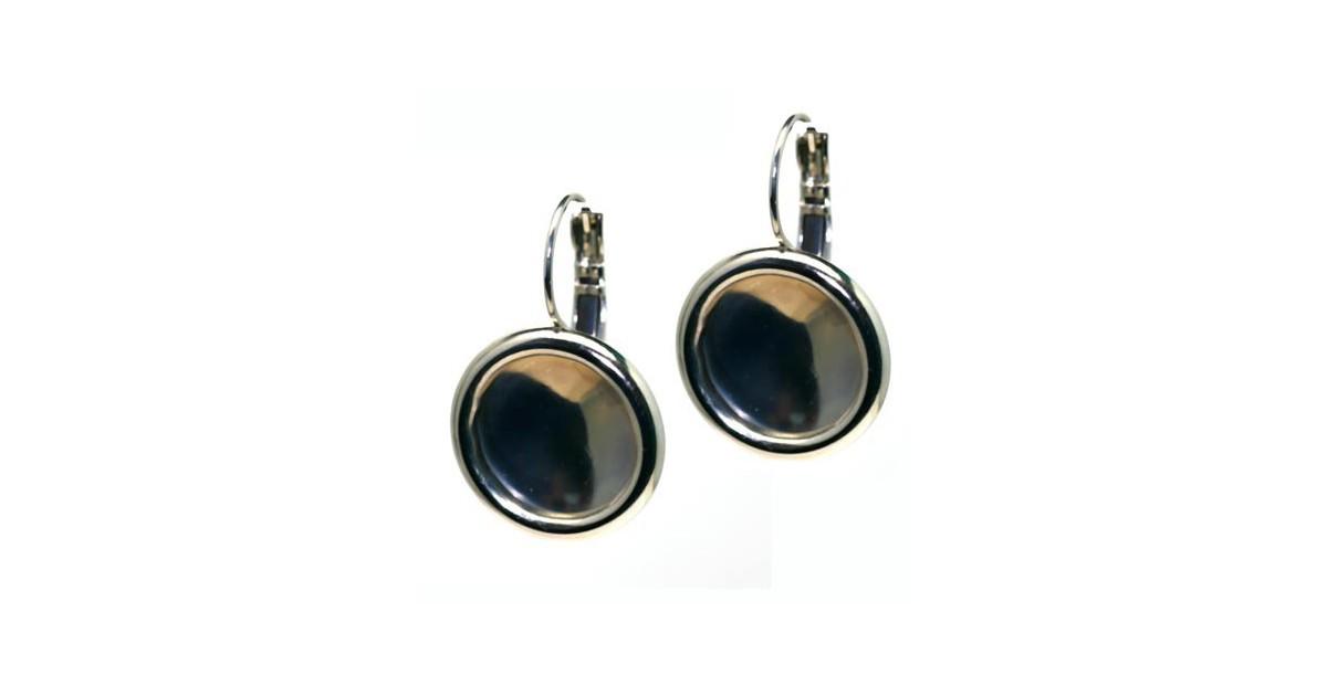 oorbellen met boord voor rivoli 14mm