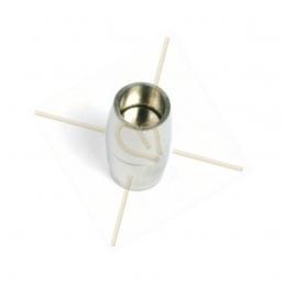 fermoir magnetique acier pour 6mm