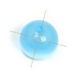 Polaris ronde boule 14mm Blue ciel