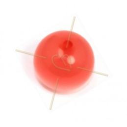 Polaris round ball 14mm Coral