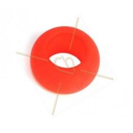 Ring Polaris 20mm Pastel corail