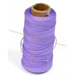 Polyester cord 0.5mm violet