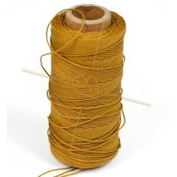 Polyester cord 0.5mm natural