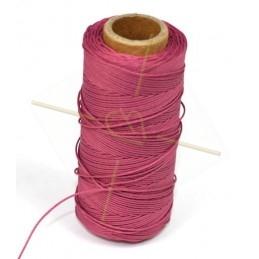 Polyester cord 0.5mm Dark Pink
