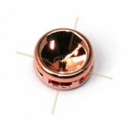 magneetslot staal bol voor 4mm
