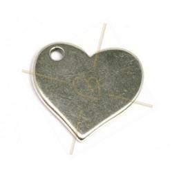 pendentif 20mm coeur
