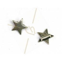 """leerschuiver """"ster"""" voor 5mm"""