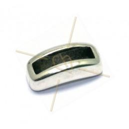 macramé cordon 0.5mm blanc