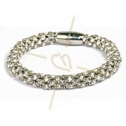 bangle Feria silver Crystal