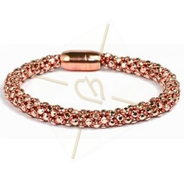 bangle Feria Rose Gold copper