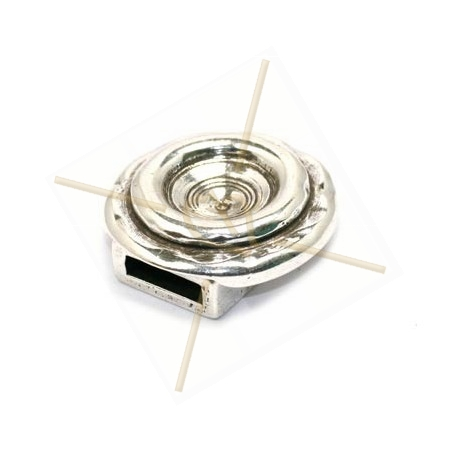 cierre magnetico por cuero 10mm y rivoli 12mm