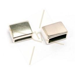 leerschuiver voor 10mm métal 12x9x7xtr10x4.5mm