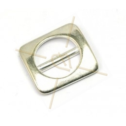leather slider square 13mm
