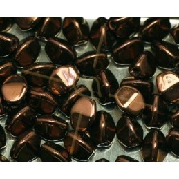 Pinch Beads dark bronze