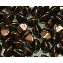 Pinch Beads dark bronze