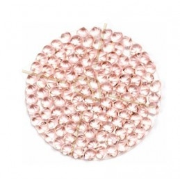 Crystal Rocks 24mm Vintage Rose