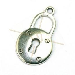 """pendentif """"cadenas"""" 19mm"""