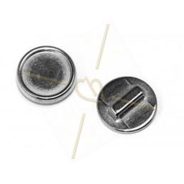 Leerschuiver leer 10mm voor rond 15mm