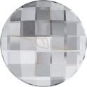 Swarovski chessboard rond 10mm