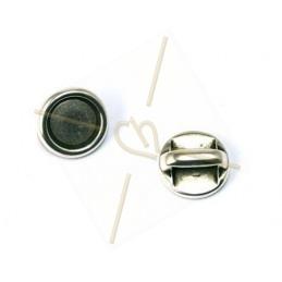 Leerschuiver leer 10mm voor rond 12mm