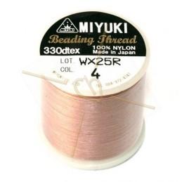 Miyuki Beading Thread Rose gold