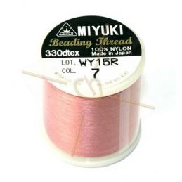 Miyuki Beading Thread Pink