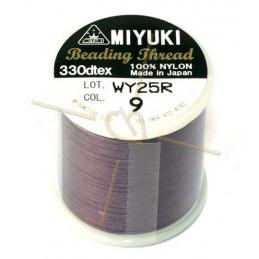 Miyuki Beading Thread Purple