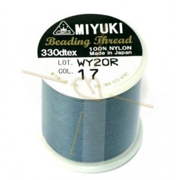 Miyuki Beading Thread Bleu Jeans