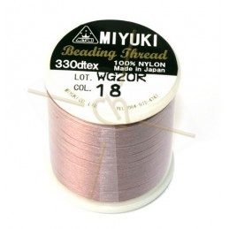 Miyuki Bead Thread Lila