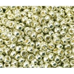Rocaille 8/0 zilver galvanisé
