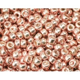 Rocaille 8/0 Lightpink galvanised