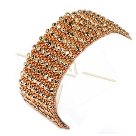 Pattern Bangle Almaz