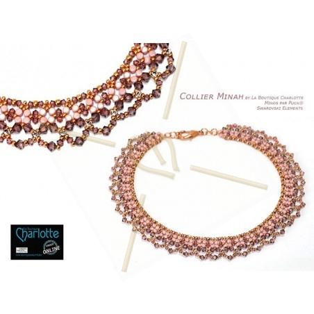 Pattern necklace Minah