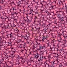 Delica 11/0 5gr.  Luminous Pink Taffy