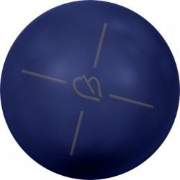 swarovski balls pearl 6 mm half pierced