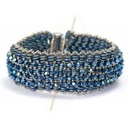 Kit Aurore Armband blauw