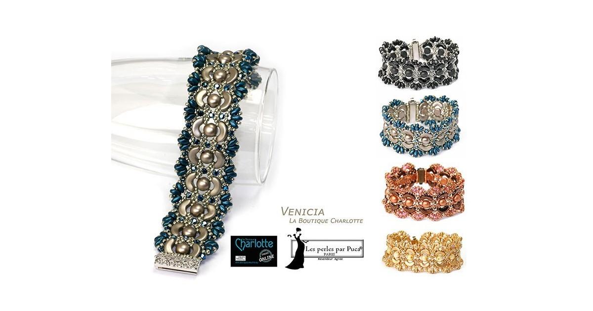 Pattern bracelet Venicia