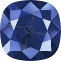 cabochon vierkant 12*12mm Royal Bleu