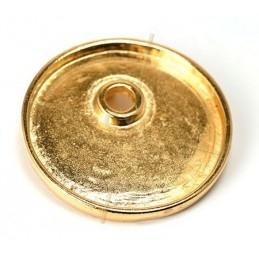 pendant for Swarovski Crystal Rocks donut 40mm
