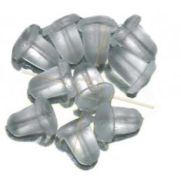 stopper sillicone voor oorbelhaken