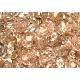 Perles a facettes 4mm  Rosaline