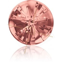 Swarovski Sea Urchin 14mm Blush Rose